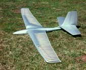 ornithopter model EV4